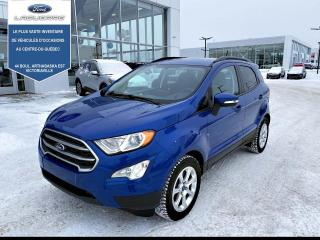 Used 2018 Ford EcoSport SE TA for sale in Victoriaville, QC