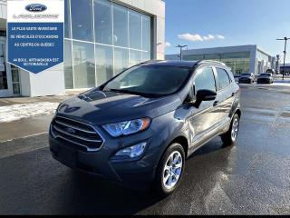 Used 2018 Ford EcoSport SE 4RM for sale in Victoriaville, QC