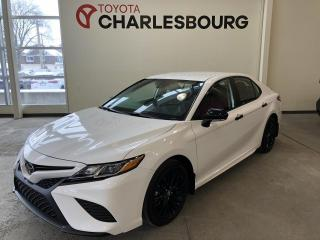 Used 2020 Toyota Camry SE Nightshade for sale in Québec, QC