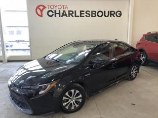 Used 2020 Toyota Corolla Hybrid BASE HYBRID 2020 for sale in Québec, QC