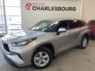 Used 2020 Toyota Highlander LE AWD for sale in Québec, QC