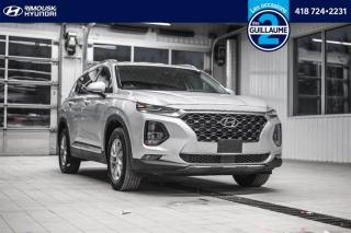 Used 2019 Hyundai Santa Fe 2.4L Essential AWD chez Rimouski Hyundai for sale in Rimouski, QC