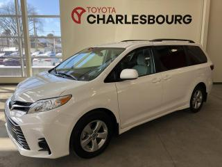 Used 2020 Toyota Sienna LE FWD 8 places for sale in Québec, QC