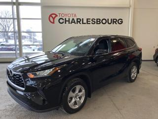 Used 2020 Toyota Highlander LE AWD 2020 for sale in Québec, QC