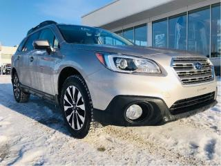 Used 2017 Subaru Outback 5dr Wgn CVT 2.5i Limited w-Tech Pkg for sale in Lévis, QC