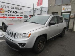 Used 2011 Jeep Compass Traction avant 4 portes North Edition for sale in Montréal, QC