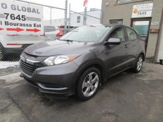 Used 2018 Honda HR-V LX 2RM CVT for sale in Montréal, QC