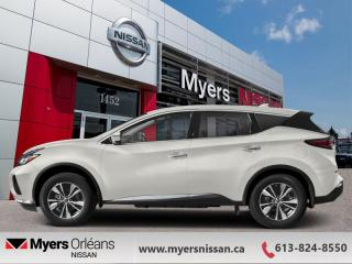 New 2021 Nissan Murano AWD SV  - Sunroof -  Heated Seats - $270 B/W for sale in Orleans, ON