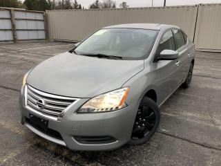 Used 2014 Nissan Sentra S for sale in Cayuga, ON