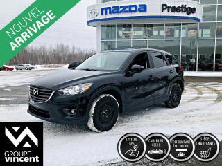 Used 2016 Mazda CX-5 GS ** GARANTIE 10 ANS ** VUS, agile en ville et abordable! for sale in Shawinigan, QC