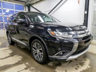 Used 2016 Mitsubishi Outlander GT V6 S-AWC *7 PLACES* TOIT *REG. ADAPATIF *PROMO for sale in St-Jérôme, QC