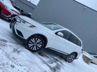 Used 2020 Mitsubishi Outlander EX S-AWC 7 PASSAGERS 4WD AWD for sale in Sherbrooke, QC