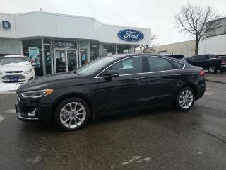 Used 2019 Ford Fusion for sale in Mississauga, ON