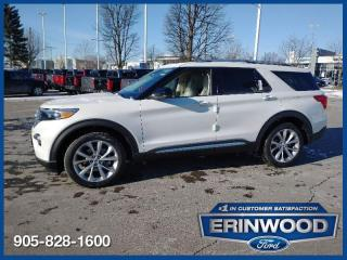 New 2021 Ford Explorer Platinum for sale in Mississauga, ON
