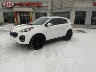 Used 2018 Kia Sportage EX AWD**VOLANT CHAUFFANT**CUIR ** PUSH START for sale in Mcmasterville, QC