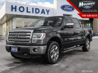 Used 2013 Ford F-150 Lariat for sale in Peterborough, ON