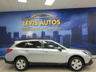 Used 2018 Subaru Outback 2.5I TRES PROPRE 59500KM JAMAIS ACCIDENT for sale in Lévis, QC
