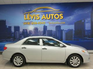 Used 2009 Toyota Corolla AUTOMATIQUE MAGS SEULEMENT 127800 KM ! for sale in Lévis, QC