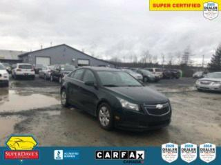 Used 2014 Chevrolet Cruze 1LT Auto for sale in Dartmouth, NS