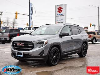 Used 2019 GMC Terrain SLE AWD ~Nav ~Cam ~Heated Seats ~Panoramic Roof for sale in Barrie, ON