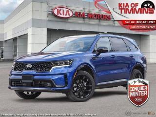 New 2021 Kia Sorento SX  - $309 B/W for sale in Timmins, ON