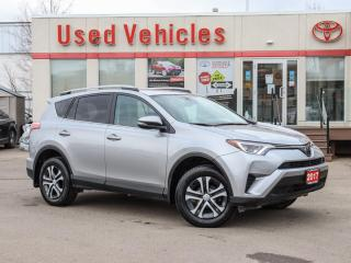 Used 2017 Toyota RAV4 LE  $0 DOWN AS-LOW-AS $161 BI-WEEK for sale in North York, ON