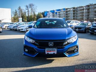 Used 2018 Honda Civic Hatchback Sport for sale in Port Moody, BC