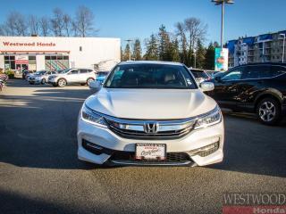 Used 2017 Honda Accord Sedan Touring V6 Sedan 6-Spd AT for sale in Port Moody, BC