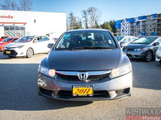 Used 2011 Honda Civic Sdn SE for sale in Port Moody, BC