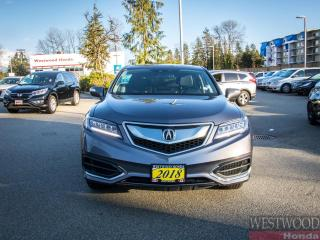 Used 2018 Acura RDX for sale in Port Moody, BC