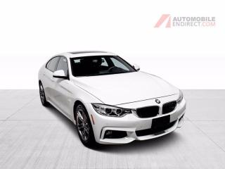 Used 2017 BMW 4 Series 430i xDrive M Sport Pack Cuir Toit GPS Caméra for sale in Île-Perrot, QC