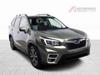 Used 2019 Subaru Forester LIMITED AWD CUIR TOIT PANO MAGS GPS for sale in Île-Perrot, QC