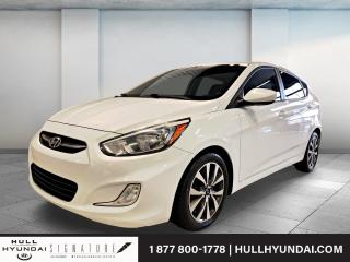 Used 2015 Hyundai Accent 5DR HB AUTO SE for sale in Gatineau, QC