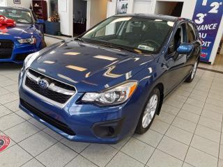 Used 2013 Subaru Impreza AUTOMATIQUE / AWD / SIEGE CHAUFFANT / AI for sale in Sherbrooke, QC