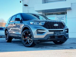 New 2021 Ford Explorer ST for sale in Kingston, ON