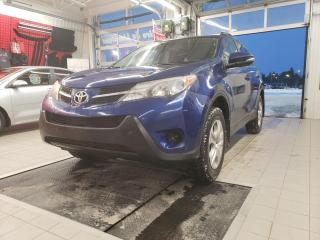 Used 2015 Toyota RAV4 *LE*AWD*SIÈGES CHAUFF*AIR*CRUISE*AWD*CAM for sale in Québec, QC