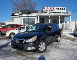 Used 2011 Subaru Outback 2.5i Prem for sale in Barrie, ON
