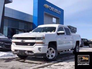Used 2018 Chevrolet Silverado 1500 LT for sale in Barrie, ON