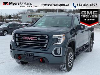 New 2021 GMC Sierra 1500 AT4  - Sunroof for sale in Orleans, ON