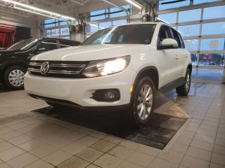 Used 2017 Volkswagen Tiguan *Wolfsburg Edition* 4 MOTIONS*CAMÉRA*CUI for sale in Québec, QC