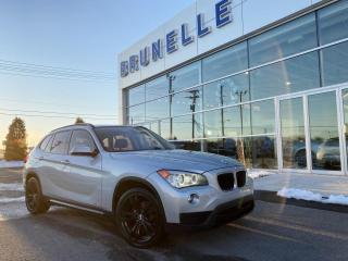Used 2014 BMW X1 xDrive28i TOIT GPS 8 pneus for sale in St-Eustache, QC