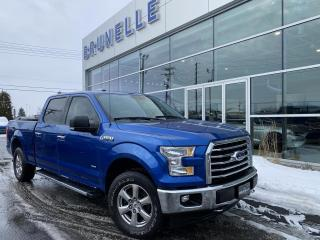 Used 2017 Ford F-150 XLT XTR 3,5L 301A for sale in St-Eustache, QC