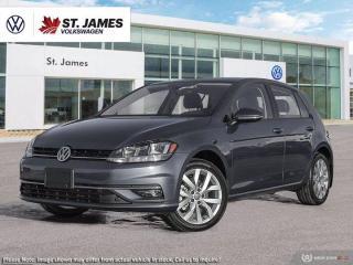 New 2021 Volkswagen Golf Highline for sale in Winnipeg, MB