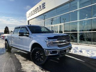Used 2019 Ford F-150 Lariat 502A Lift Kit et mags inclu. for sale in St-Eustache, QC