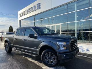 Used 2017 Ford F-150 XLT sport 302a 3,5L ecoboost for sale in St-Eustache, QC