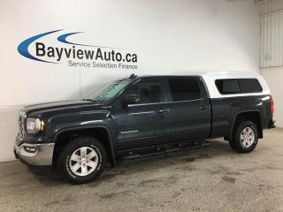 Used 2018 GMC Sierra 1500 SLE - 4X4! HITCH! ONSTAR! FULL PWR GROUP! + MORE! for sale in Belleville, ON