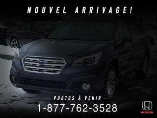 Used 2017 Subaru Outback 3.6R + TOURING + AWD + TOIT + MAGS + WOW for sale in St-Basile-le-Grand, QC
