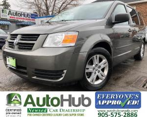 Used 2010 Dodge Grand Caravan SE-FULL STOW&GO-REAR POWER WINDOWS for sale in Hamilton, ON
