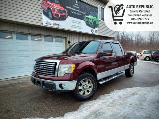Used 2010 Ford F-150 XLT,XLT for sale in Orillia, ON