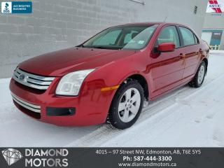 Used 2007 Ford Fusion SE AWD for sale in Edmonton, AB
